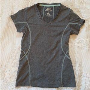 Like new Peter Millar active shirt gray XS